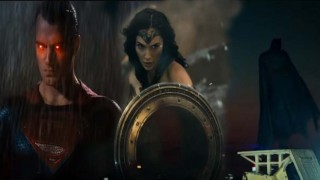 Epic Batman v Superman Trailer Dark Knight News