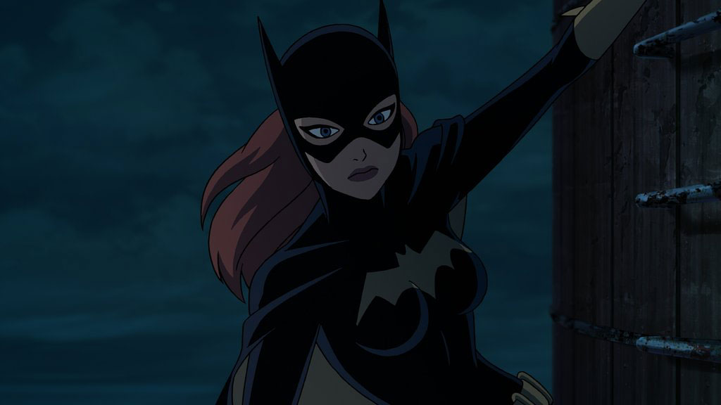 Batgirl Image from 'The Killing Joke' Dark Knight News