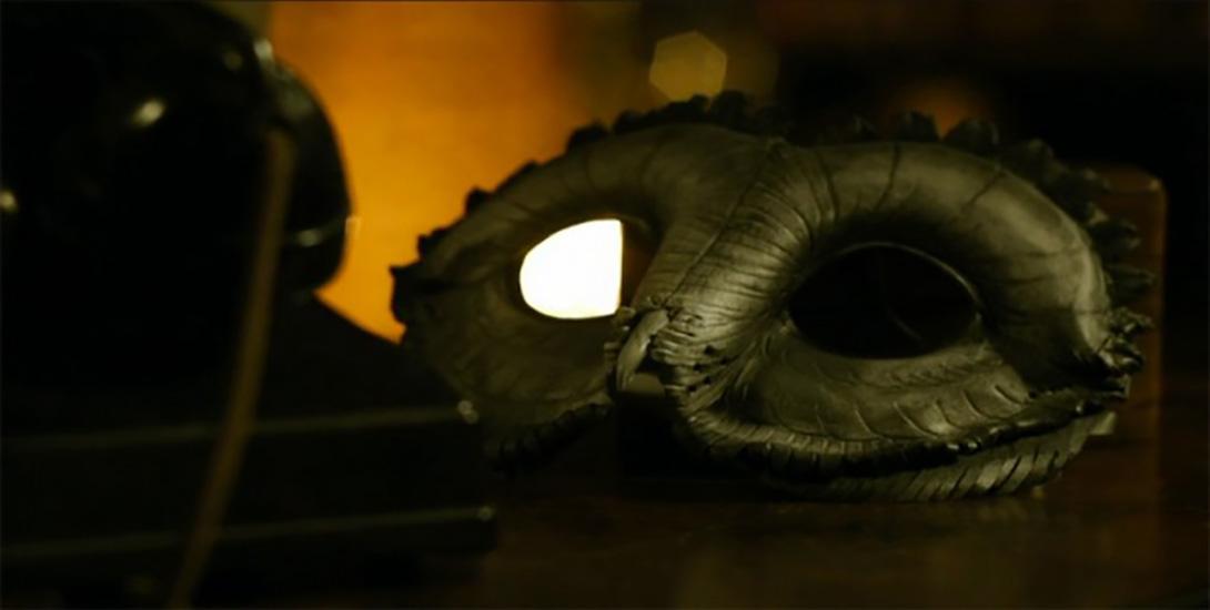The Court of Owls had a cameo on Fox's Gotham. Dark Knight News