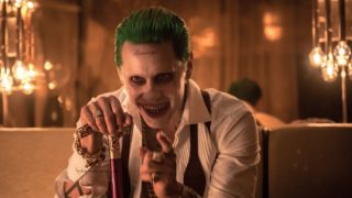Jared Leto's Joker in Suicide Squad