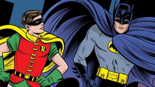Batman and Robin team up with 'The Avengers' Dark Knight News