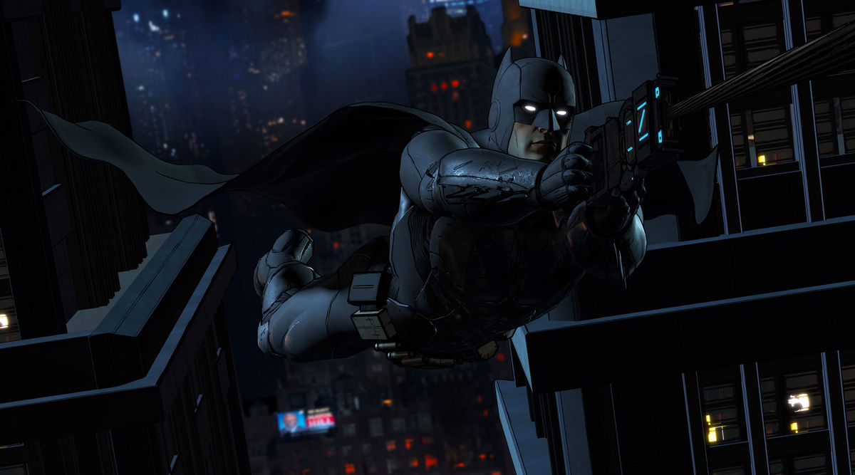 Batman: The Telltale Series' To Be Telltale's First