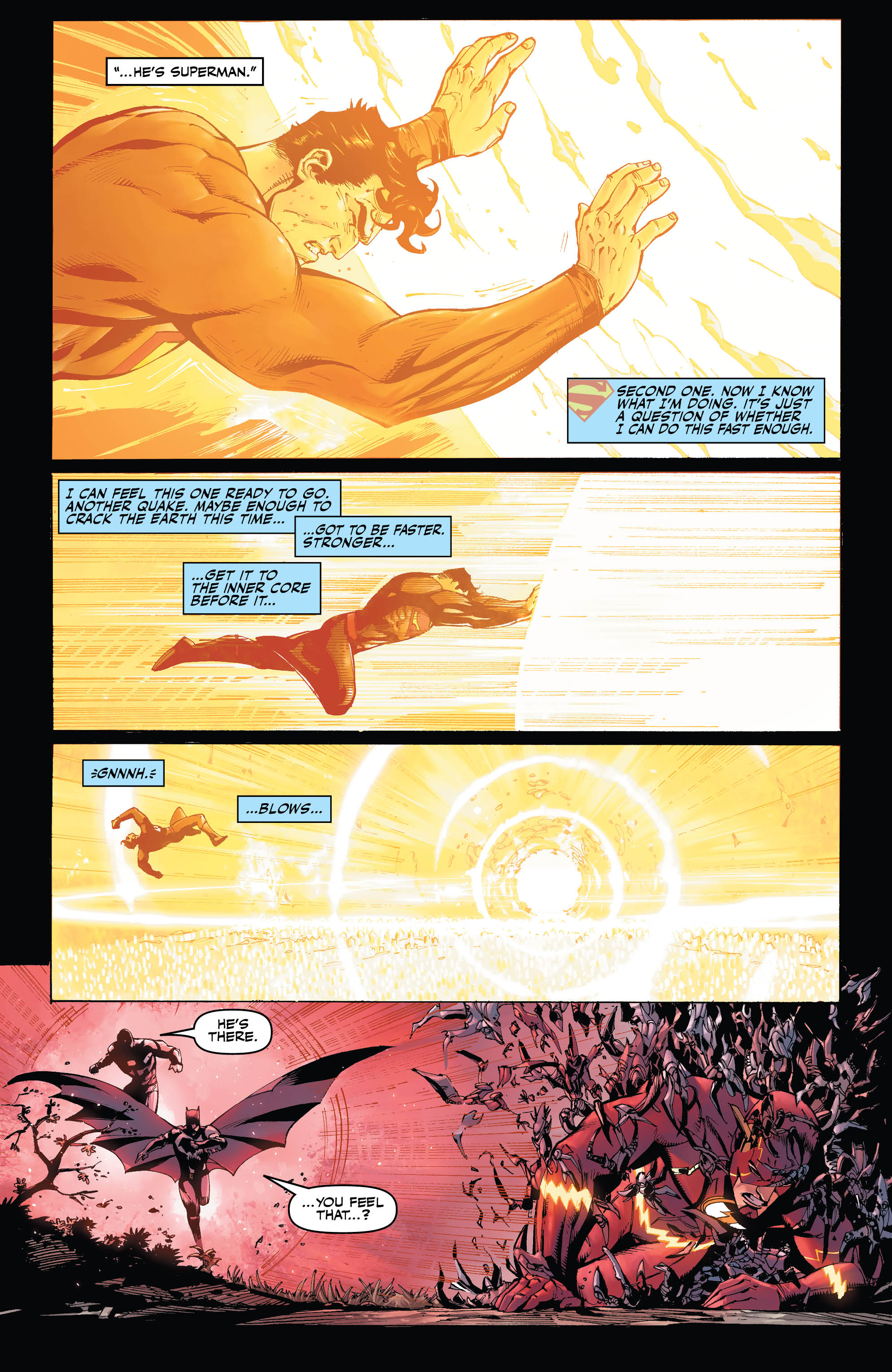 Superman Without Superspeed Vs Namor In The Rain