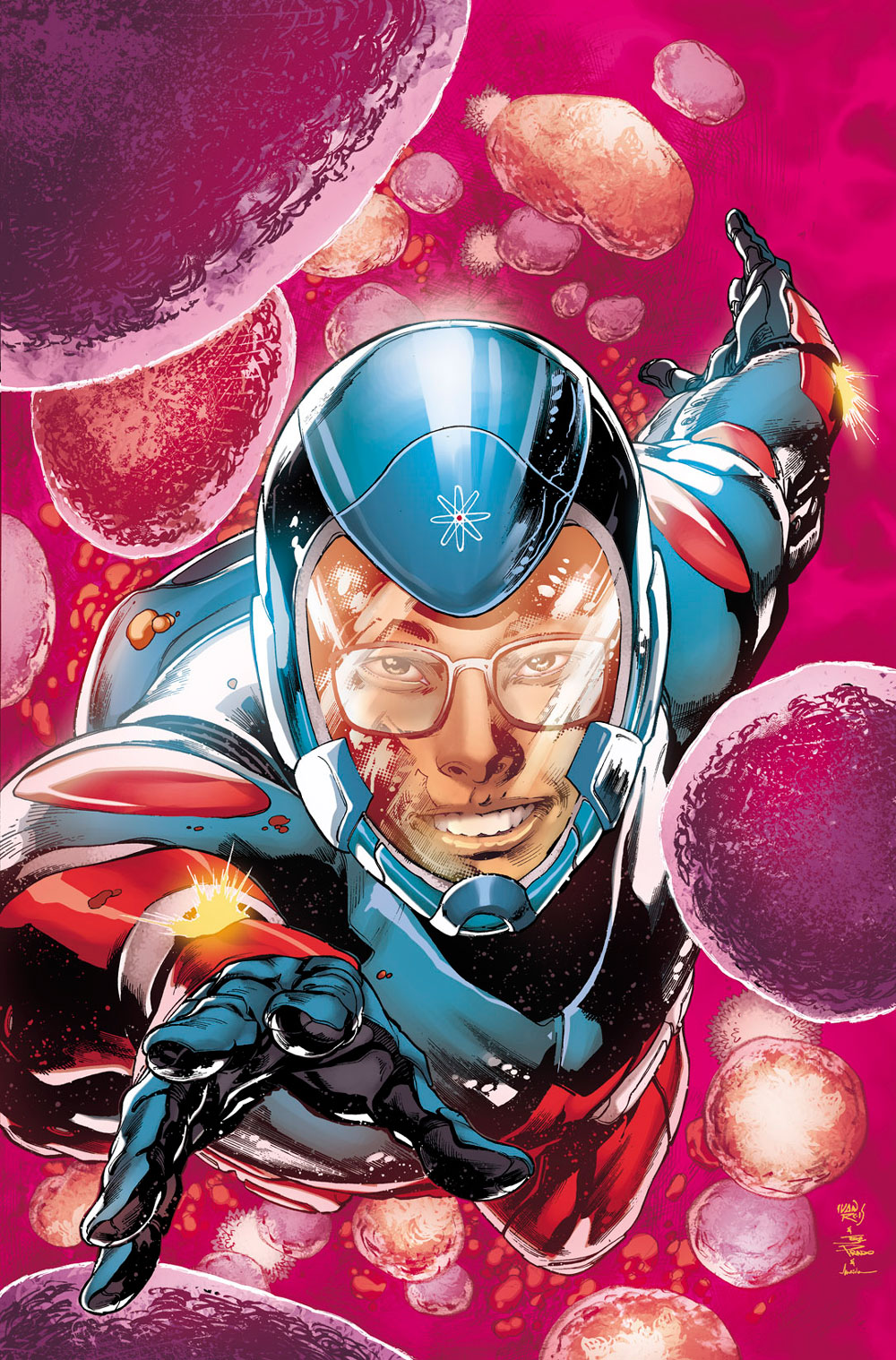 Justice League of America: The Atom #1