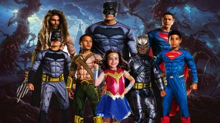 Get Your Last Minute Halloween Family Costume Ideas Here! Dark Knight News