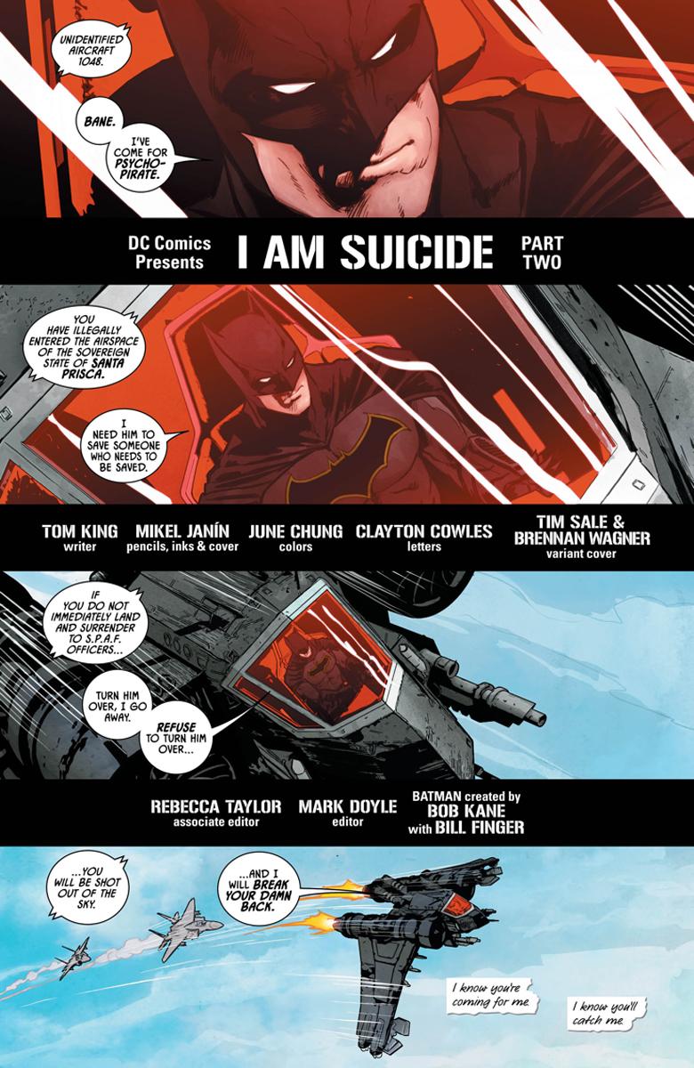 Review Batman 10 Dark Knight News