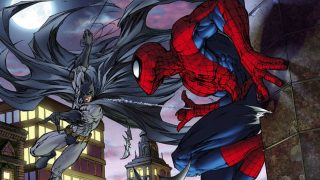 Tom Holland Thinks Batman Would Lose to Spider-Man Dark Knight News