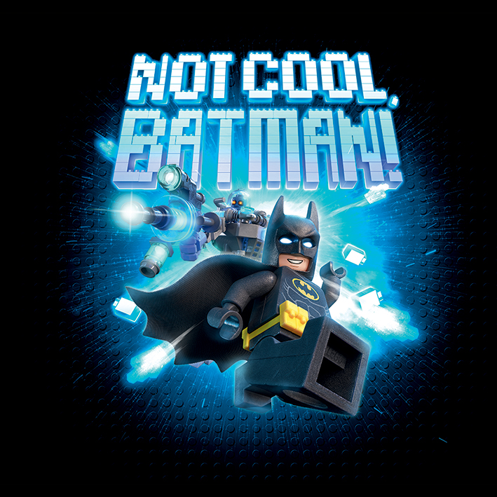 Check Out New 'LEGO Batman Movie' Promo Posters