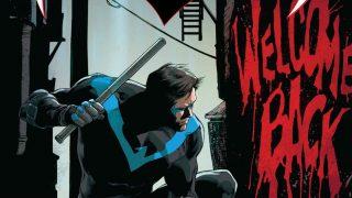 Review: Nighting #11 Dark Knight News