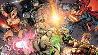 Review: Justice League #11 Dark Knight News