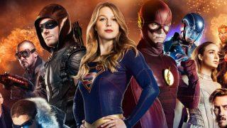 Geoff Johns New DC TV Announcement Dark Knight News