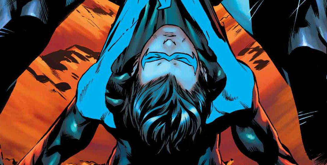 Review: Nightwing #12 Dark Knight News