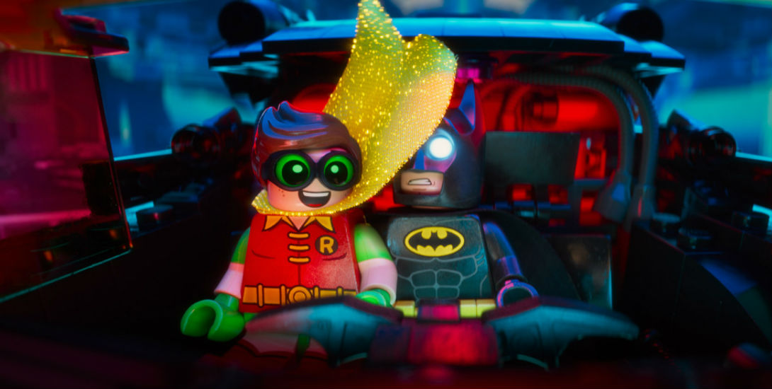Robin Wants a Hug in New 'LEGO Batman Movie' Promo Dark Knight News