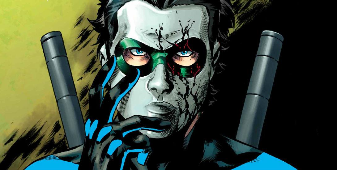 Review: Nightwing #13 Dark Knight News