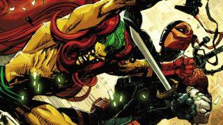 Review: Deathstroke #11 Dark Knight News