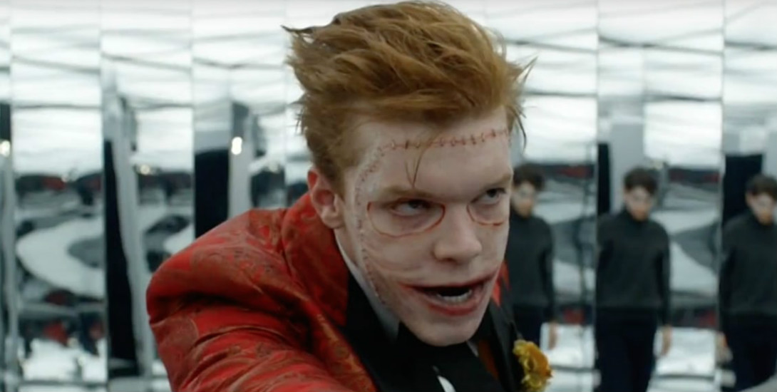 David Mazouz Reacts to 'Gotham' Jerome Trailer Dark Knight News