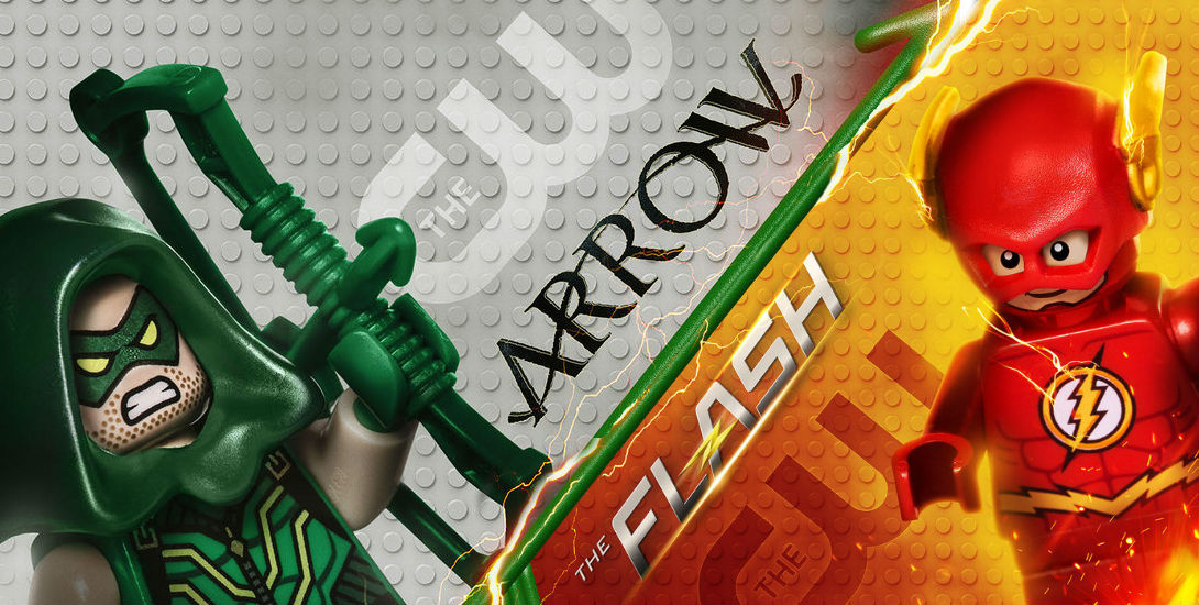 LEGO Batman Takes Over DCTV Dark Knight News