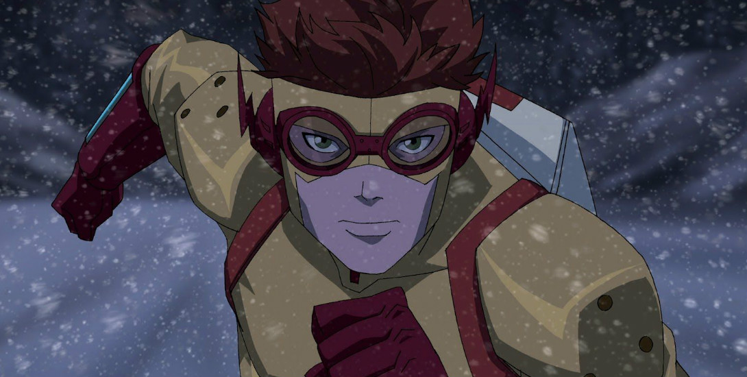 The Return of Kid Flash Teased for 'Young Justice' Dark Knight News