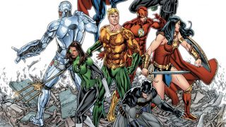 Review: Justice League #15 Dark Knight News