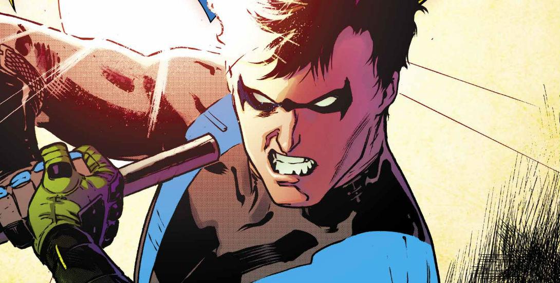 Review: Nightwing #16 Dark Knight News
