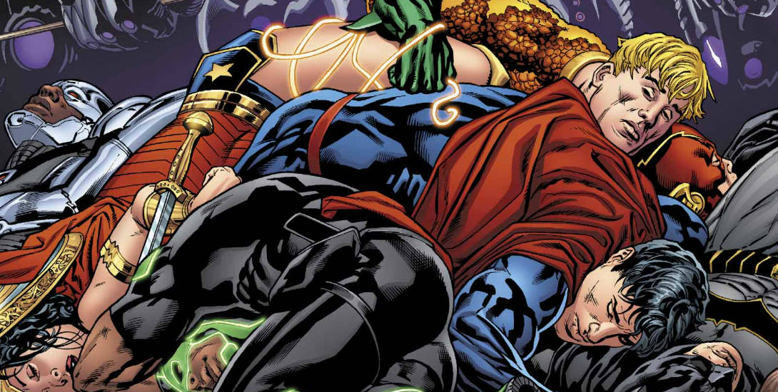 Review: Justice League #16 Dark Knight News