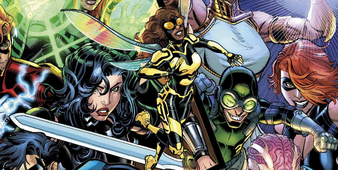 Review: Titans #9 Dark Knight News