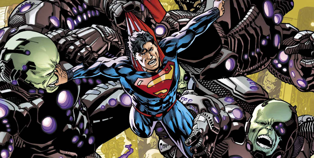 Review: Justice League #17 Dark Knight News