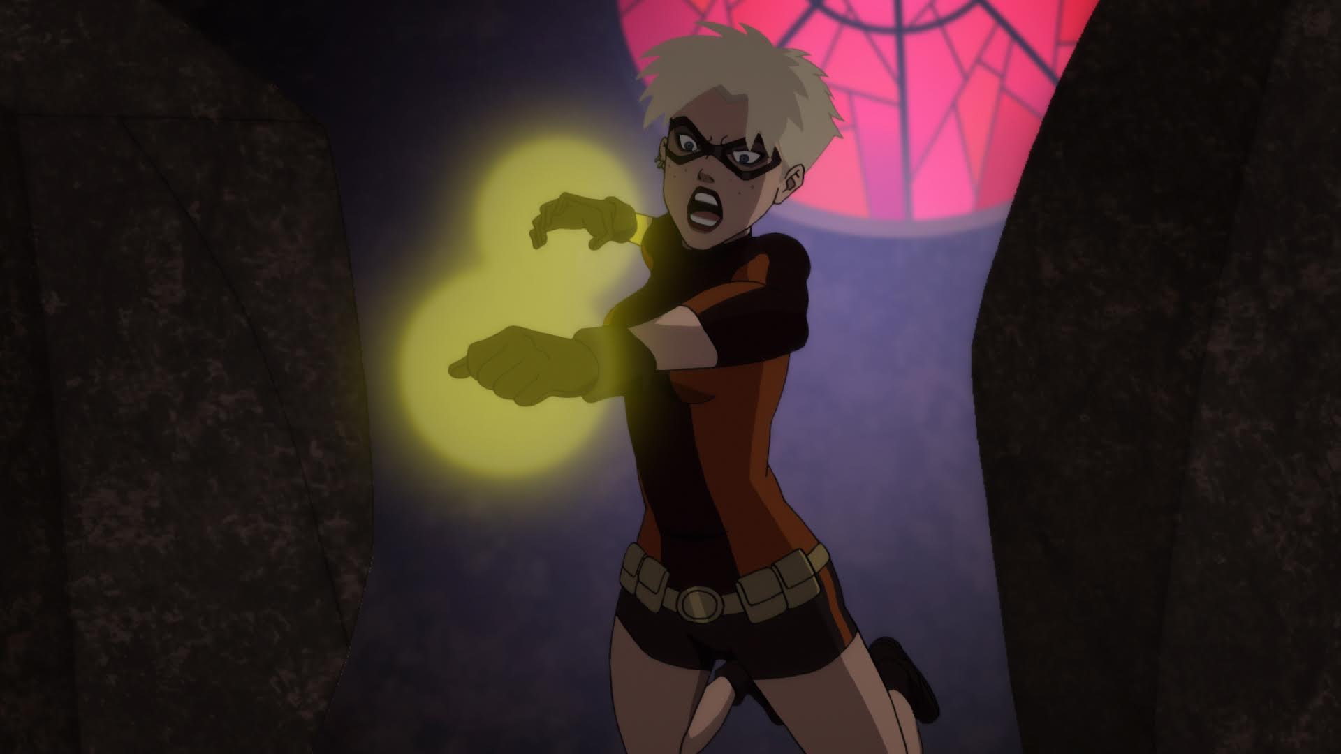 Terra from 'Teen Titans: The Judas Contract'