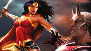 "Waner Bros. Announces ""Wonder Woman: Commemorative Edition"" Dark Knight News"