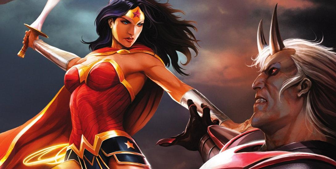 "Waner Bros. Announces ""Wonder Woman: Commemorative Edition"" Dark Knight News"