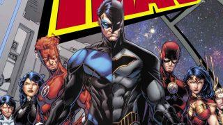 Review: Titans Annual #1 Dark Knight News