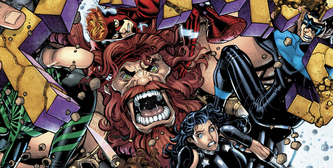 Review: Titans #10 Dark Knight News