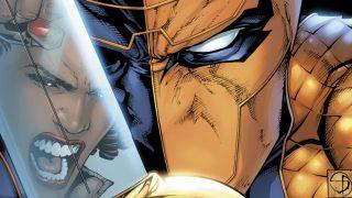 Review: Deathstroke #17 Dark Knight News