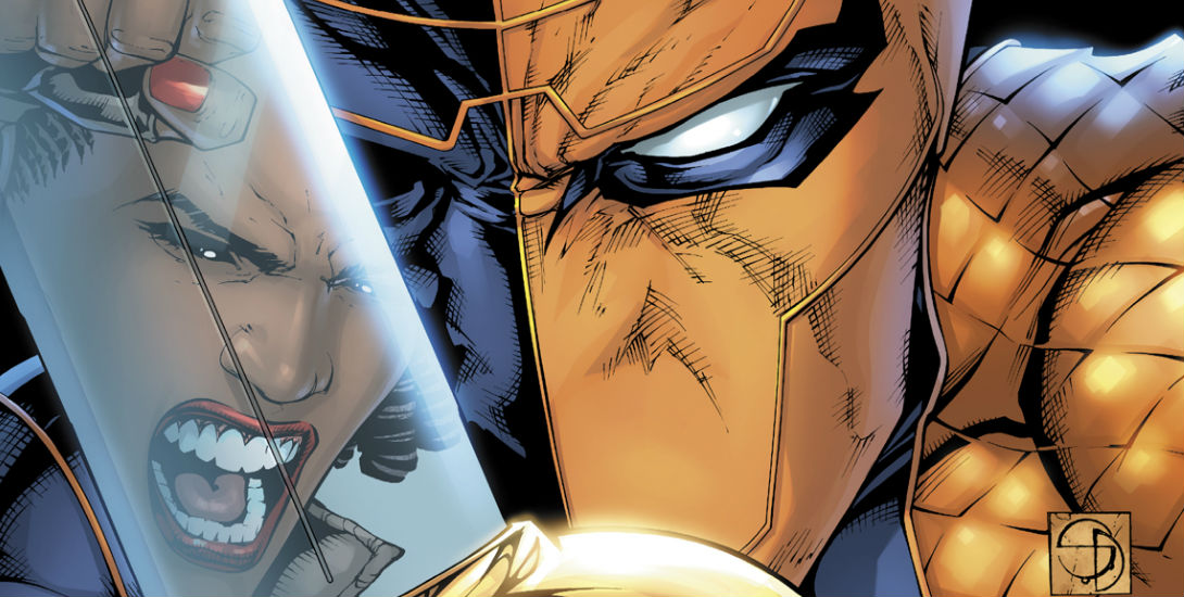 Review: Deathstroke #17 Dark Knight News