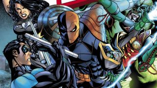 Review: Titans #11 Dark Knight News