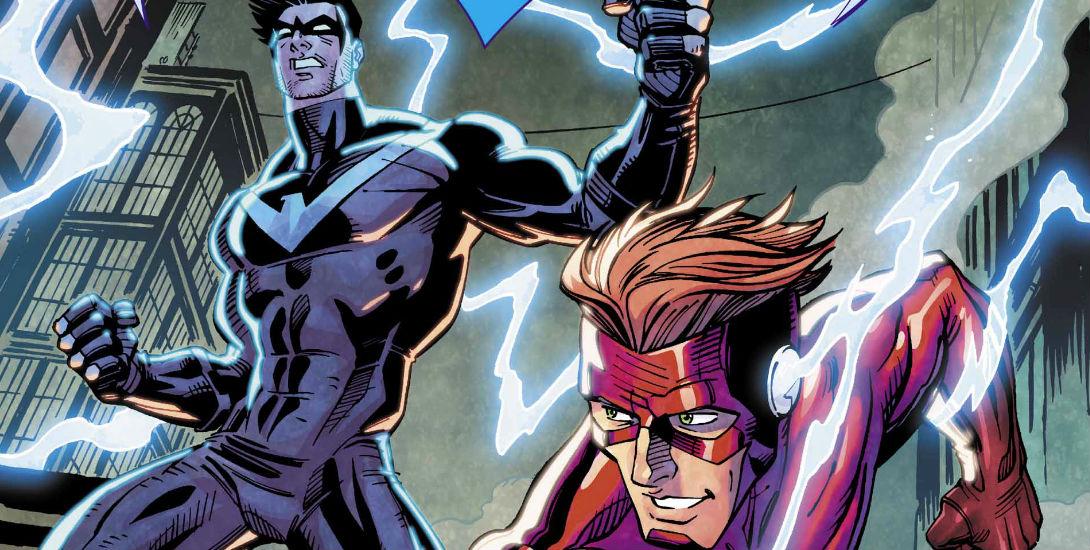 Review: Nightwing #21 Dark Knight News