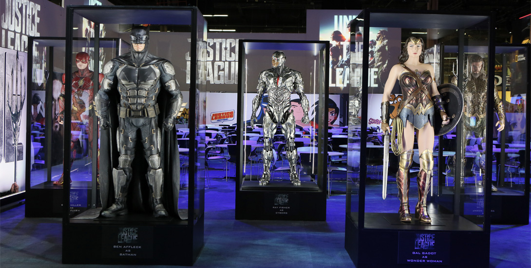 Justice League dark knight news
