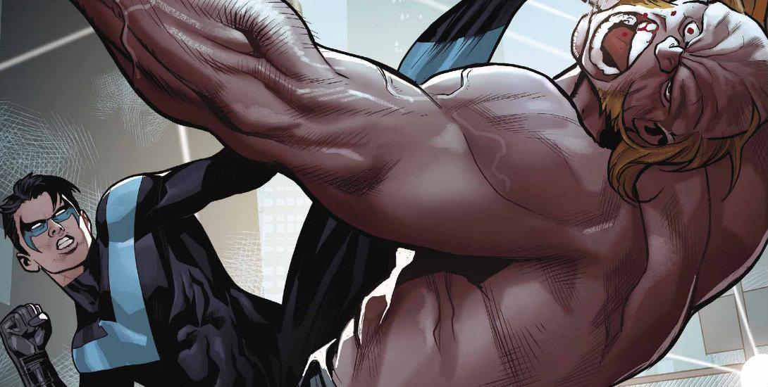 Review: Nighting #22 Dark Knight News