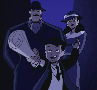 Thomas Wayne in 'Batman: The Brave and the Bold'