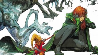 Review: Titans #12 Dark Knight News
