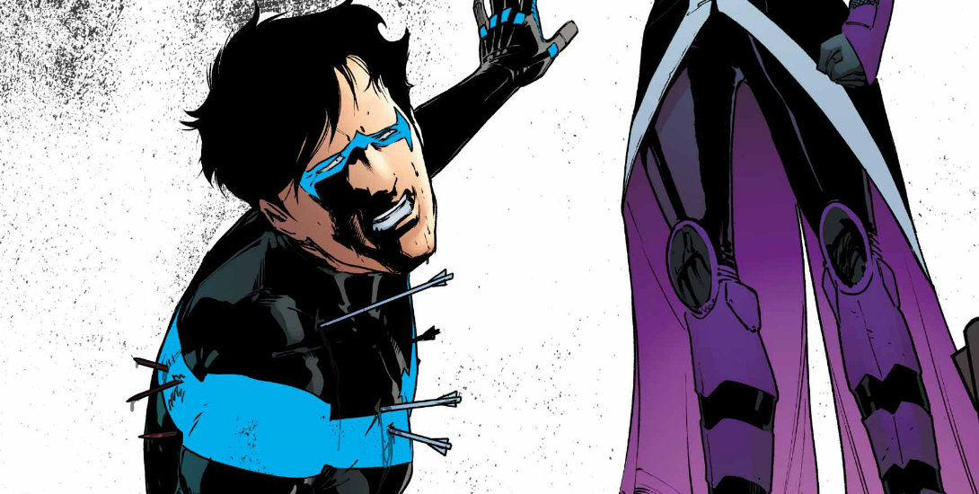 DKN Spotlight Review: Nightwing #26 Dark Knight News