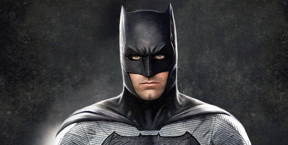 Ben Affleck as The Batman