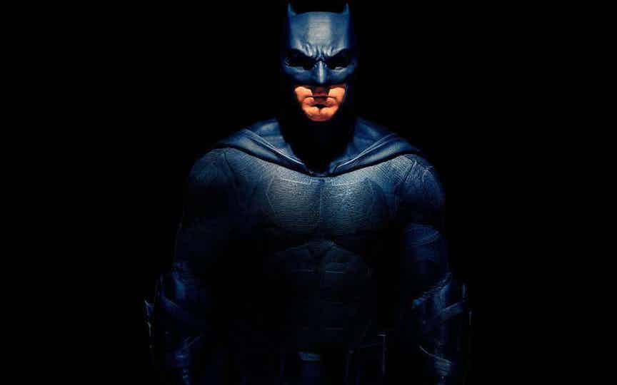 Batman in 'Justice League'