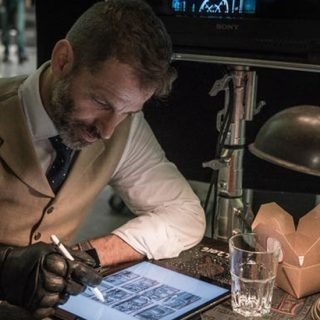 Zack Snyder working on Justice League J.K Simmons dark knight news
