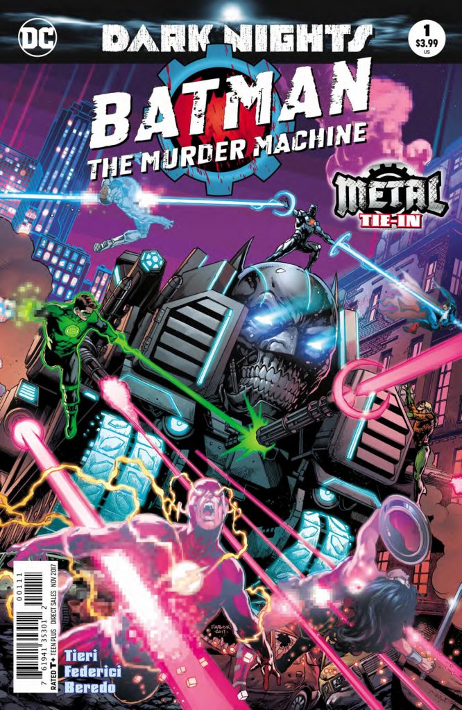 the murder machine cover