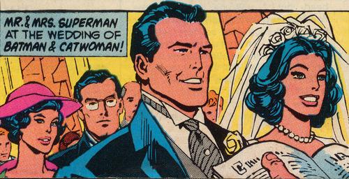 Mr and Mrs Batman