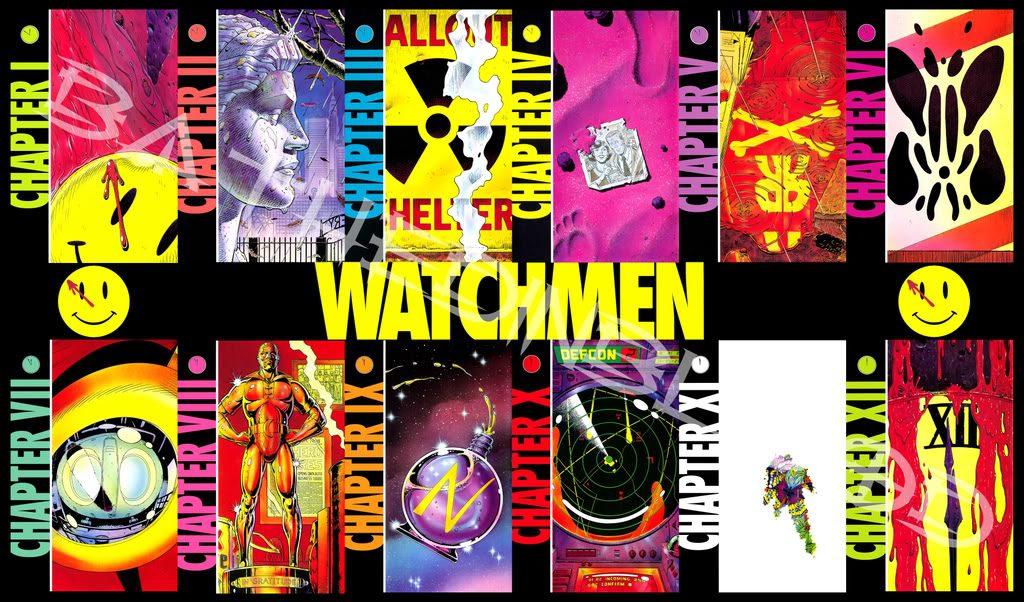 Watchmen #1 - 12