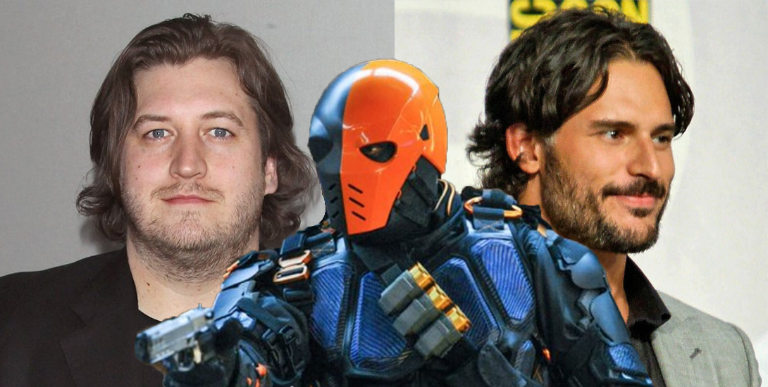 deathstroke movie in the works with gareth evans featured
