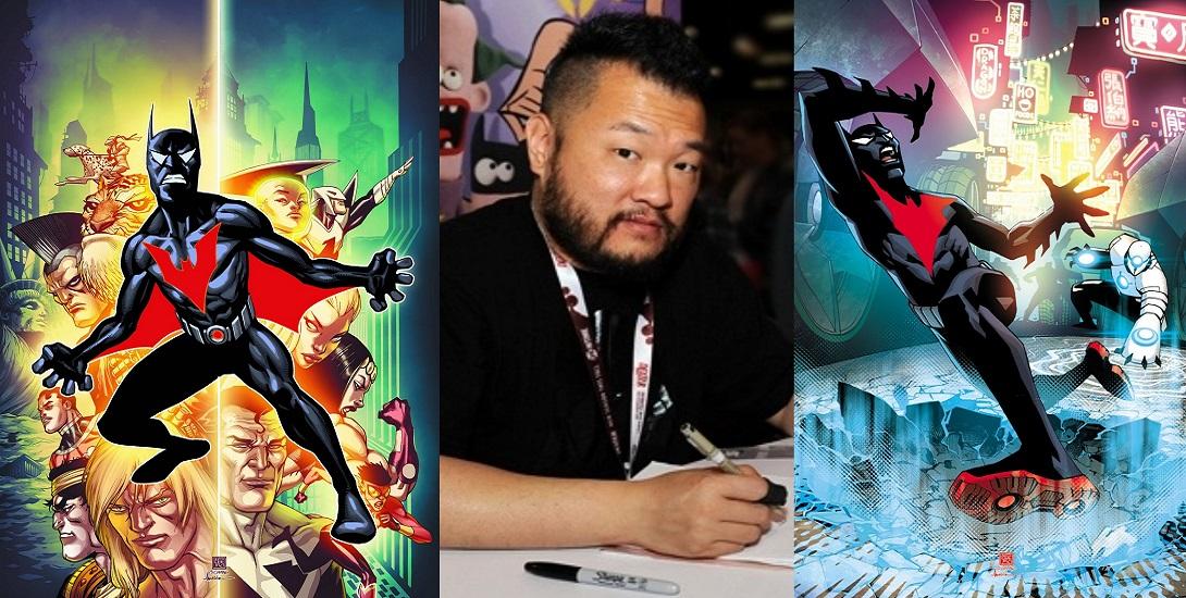 DKN Exclusive Interview: Bernard Chang - Artist On 'Batman