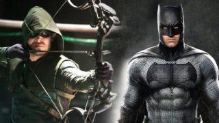 Oliver Queen inspire Batman? What a joke.